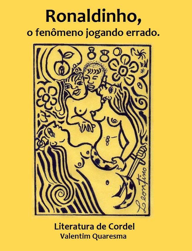 Arte da capa: Leontino Quirino